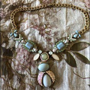 Repurpose jewelmint Swarovski embellished necklace